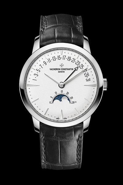江诗丹顿手表怎么会受磁(图)